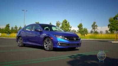 Compact Car: Honda Civic