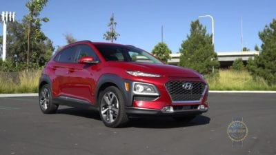Subcompact SUV: Hyundai Kona