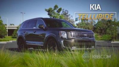 Midsize SUV - 3 Row: Kia Telluride