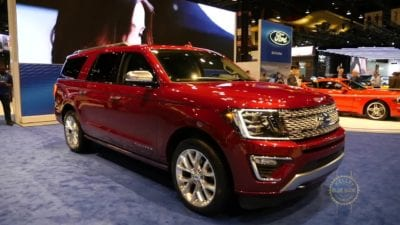 Full-Size SUV: Ford Expedition