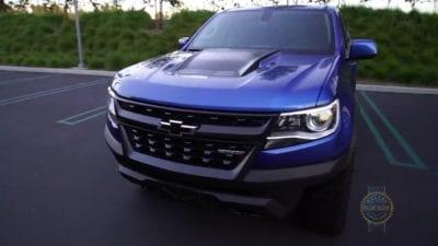 Pickup Truck - Midsize: Chevrolet Colorado