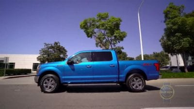 Pickup Truck - Full-Size: Ford F-150