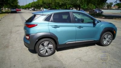Electric: Hyundai Kona Electric