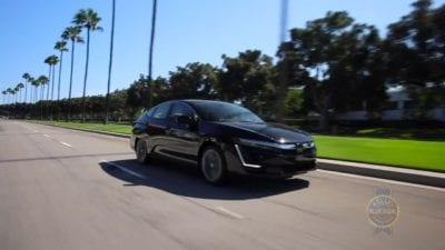 Plug-in Hybrid Car: Honda Clarity Plug-in Hybrid