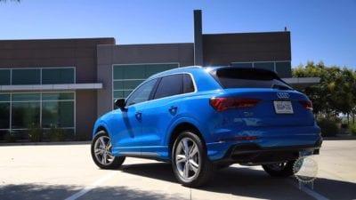 Subcompact Luxury SUV: Audi Q3