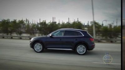 Compact Luxury SUV: Audi Q5
