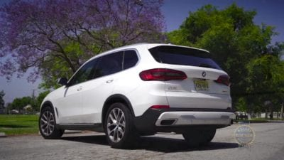 Midsize Luxury SUV: BMW X5