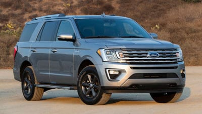 Full-Size SUV: 2021 Ford Expedition