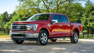 Pickup Truck - Full Size: 2021 Ford F-150