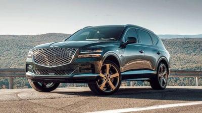 Midsize Luxury SUV: 2021 Genesis GV80