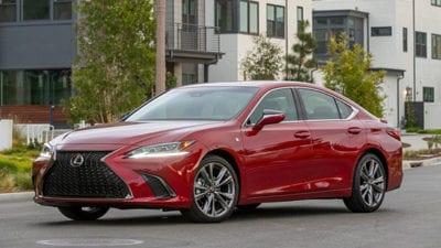 Luxury Car: 2021 Lexus ES