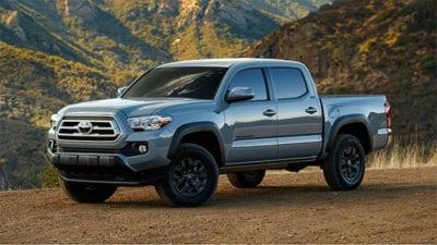 Pickup Truck - Midsize: 2021 Toyota Tacoma