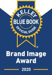 Kelley Blue Book Brand Image Award 2020 logo